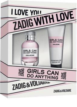 Zadig & Voltaire Girls Can Do Anything zestaw upominkowy II. dla kobiet