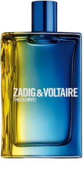 Zadig & Voltaire This is Love! Pour Lui Eau de Toilette Miehille