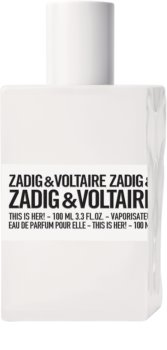 Zadig & Voltaire This is Her! eau de parfum da donna