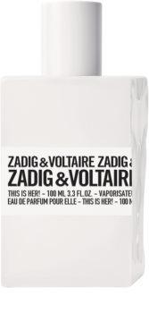 Zadig & Voltaire This is Her! parfumovaná voda pre ženy