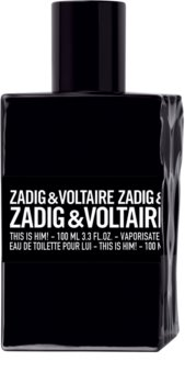 Zadig & Voltaire This is Him! тоалетна вода за мъже