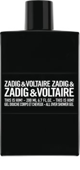 Zadig & Voltaire This is Him! Suihkugeeli Miehille