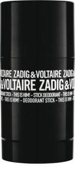 Zadig & Voltaire This is Him! deodorant stick voor Mannen