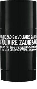Zadig & Voltaire This is Him! deodorante stick per uomo