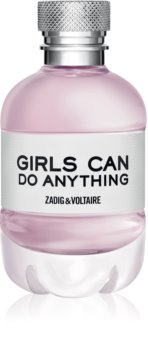 Zadig & Voltaire Girls Can Do Anything eau de parfum da donna