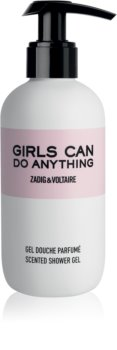 Zadig & Voltaire Girls Can Do Anything Shower Gel for Women