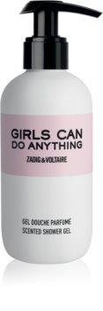 Zadig & Voltaire Girls Can Do Anything żel pod prysznic dla kobiet