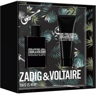 Zadig & Voltaire This is Him! подаръчен комплект VI. за мъже