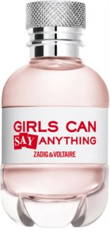 Zadig & Voltaire Girls Can Say Anything Eau de Parfum Naisille