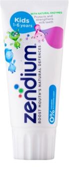 Zendium Kids зубная паста для детей