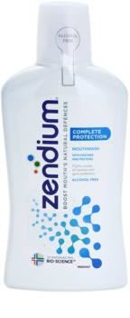 Zendium Complete Protection elixir bocal sem álcool