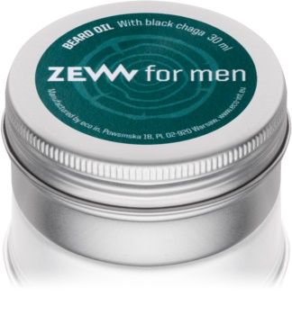 Zew For Men óleo para barba