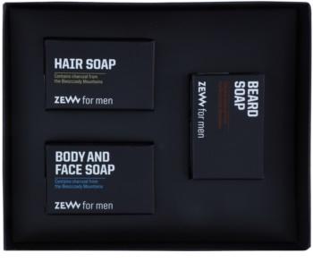 Zew For Men coffret cosmétique IV. pour homme
