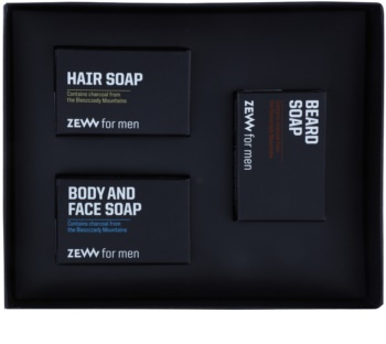 Zew For Men козметичен комплект IV. за мъже