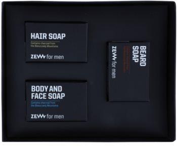 Zew For Men kozmetični set IV. za moške