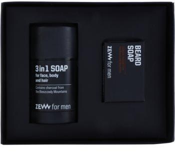 Zew For Men coffret cosmétique VI. pour homme