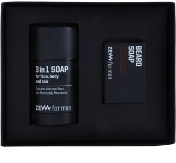 Zew For Men kit di cosmetici VI. per uomo
