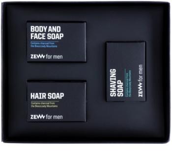 Zew For Men Kosmetik-Set  VII. für Herren