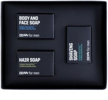 Zew For Men kozmetički set VII. za muškarce