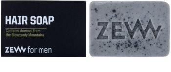Zew For Men sapone solido per capelli