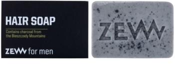 Zew For Men tuhé mydlo na vlasy