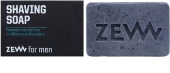 Zew For Men jabón sólido para el afeitado