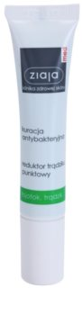 Ziaja Med Antibacterial Care Acne Spot Treatment for Face, Chest and Back