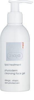 Ziaja Med Lipid Care gel de limpeza fisiológica para pele atópica e alergica