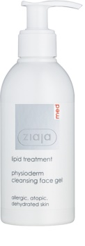 Ziaja Med Lipid Care Physiological Cleansing Gel for Atopic and Allergic Skin