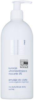 Ziaja Med Ultra-Moisturizing with Urea loțiune pentru hidratarea si netezirea pielii