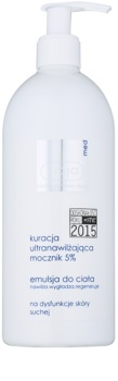 Ziaja Med Ultra-Moisturizing with Urea Regenerating, Moisturising and Smoothing Emulsion
