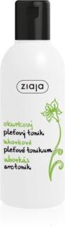 Ziaja Cucumber čistiace tonikum pre mastnú a zmiešanú pleť