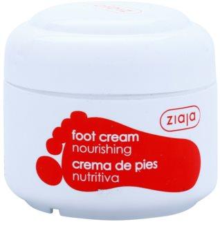 Ziaja Foot Care подхранващ крем за крака