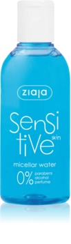 Ziaja Sensitive água micelar de limpeza para pele seca a sensível