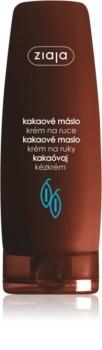 Ziaja Cocoa Butter crema rigenerante per mani e unghie