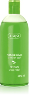 Ziaja Natural Olive gel de duș cu extras din masline