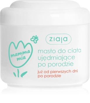 Ziaja Mamma Mia beurre corporel raffermissant post-accouchement