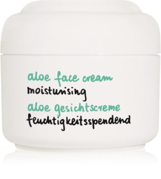Ziaja Aloe Moisturizing Facial Cream For Normal And Dry Skin
