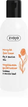 Ziaja Marigold Facial Toner for Dry and Sensitive Skin