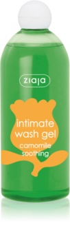 Ziaja Intimate Wash Gel Herbal gél pre intímnu hygienu s upokojujúcim účinkom