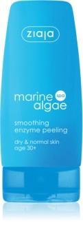 Ziaja Marine Algae enzymatický peeling pre normálnu a suchú pleť
