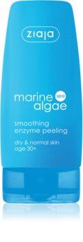 Ziaja Marine Algae enzymatický peeling pro normální a suchou pleť