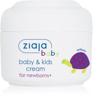 Ziaja Baby крем за деца от раждането им