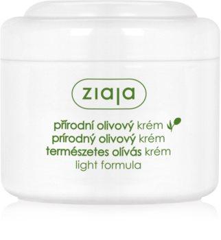 Ziaja Natural Olive crema giorno idratante per pelli normali e secche