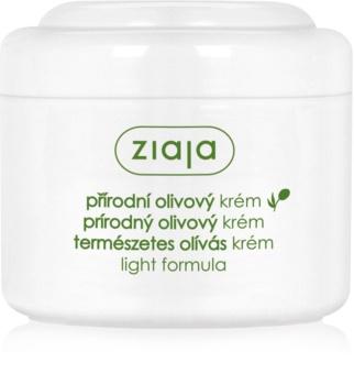 Ziaja Natural Olive creme hidratante diário para pele normal e seca