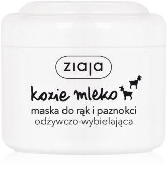 Ziaja Goat's Milk maska za ruke i nokte