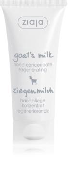 Ziaja Goat's Milk crema rigenerante mani per pelli secche e molto secche