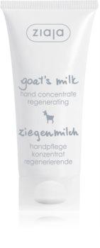 Ziaja Goat's Milk regeneráló kézkrém Száraz, nagyon száraz bőrre
