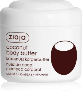 Ziaja Coconut burro nutriente corpo