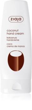 Ziaja Coconut crema per le mani per pelli secche e stanche